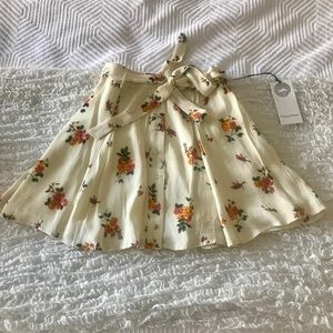 Privacy Please Dresden Skirt In Creme